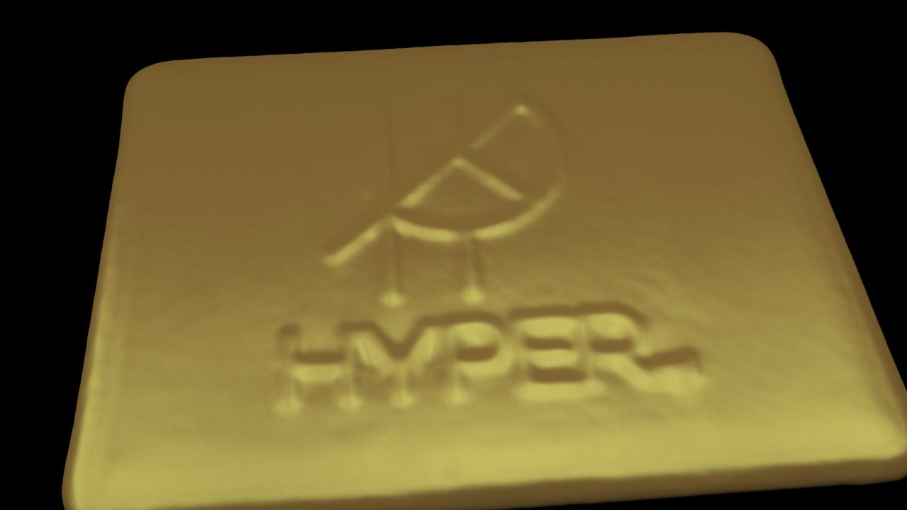 HyperCGI Liquid Gold