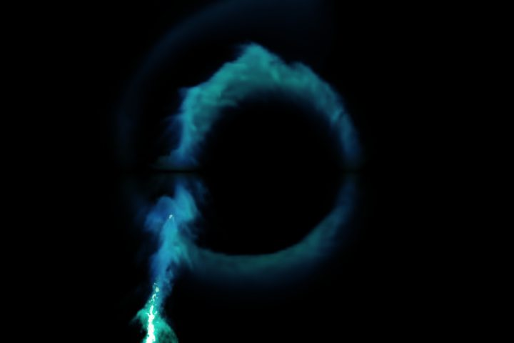 Smoke Spiral